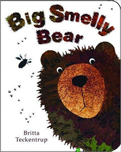 Big Smelly Bear - Bargain Books for Babies | Bags of Books | Ireland