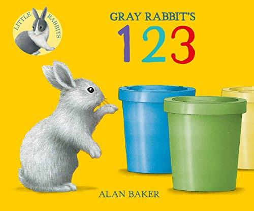 Grey Rabbit's 123