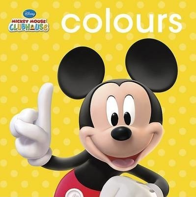 Disney Mickey Mouse Club House - Colours