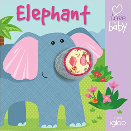 I love my Baby: Elephant