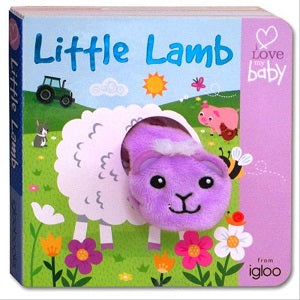 I love my Baby: Little Lamb