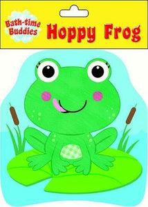 Hoppy Frog: Bath Book