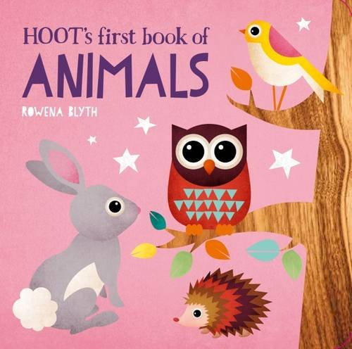 Hoots: First Book of Animals