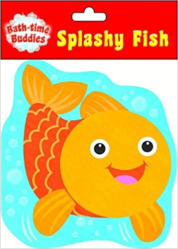 Splashy Fish: Bath Book