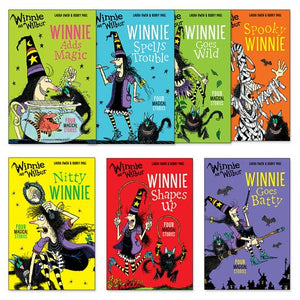 Winnie and Wilbur Paperback Collection | Bags of Books | Ireland