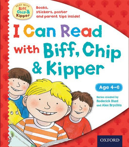 I Can Read! with Biff, Chip & Kipper | Bags of Books | Ireland