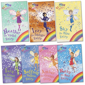 Rainbow Magic : Rainbow Fairies Pack | Bags of Books | Ireland