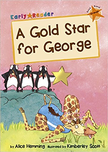 A Gold Star for George - Order Children's Books Online | Ireland