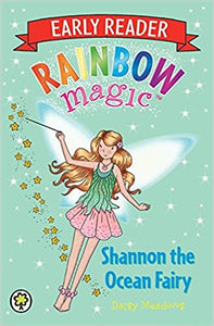 Shannon the Ocean Fairy (Rainbow Magic)