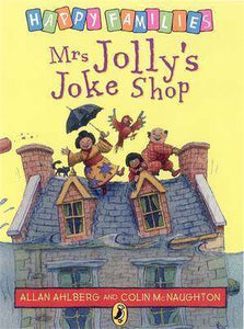 Mrs Jolly's Joke Shop (Happy Families) | Bags of Books | Ireland