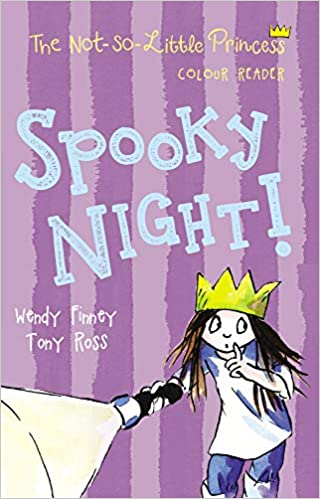 The Not So Little Princess: Spooky Night