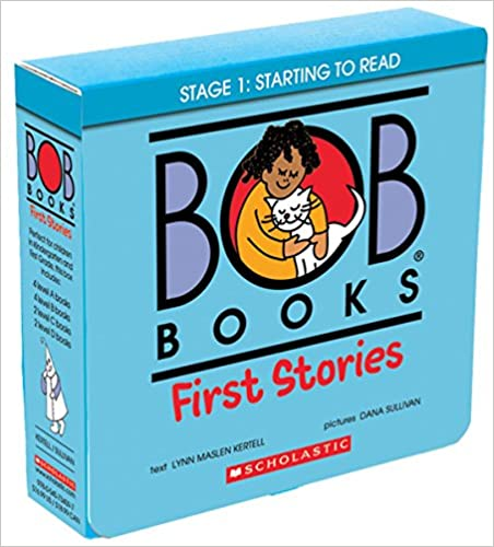 Bob Books: Stage 1 First Stories