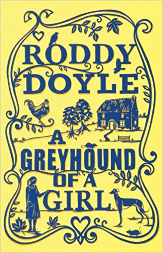 A Greyhound of a Girl - Roddy Doyle | Bags of Books | Ireland