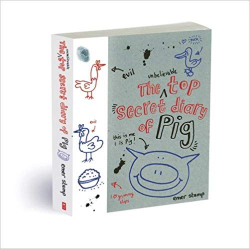 The Top Secret Diary of Pig- Paperback Books | Bags of Books | Ireland
