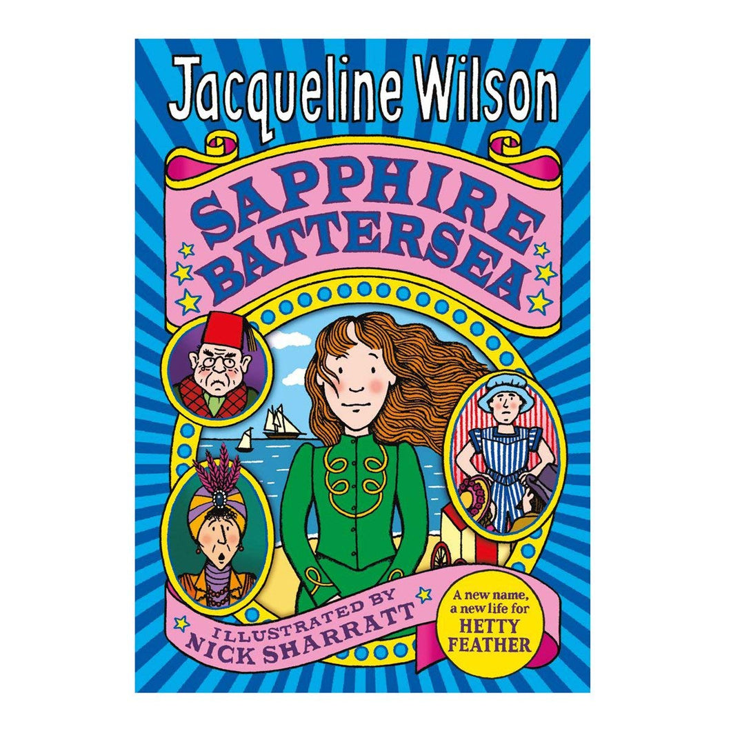 Sapphire Battersea- Bargain Paperbacks | Bags of Books | Ireland