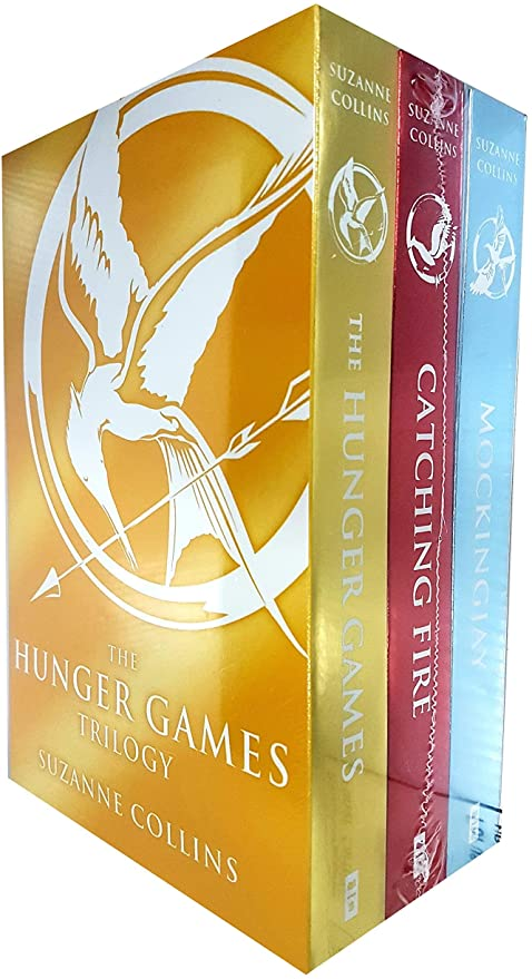 The Hunger Games trilogy: Box Set