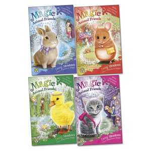 pack of 4 Magic Animal Friends