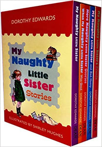 Box Set of 5 My Naughty Little Sister Stories