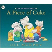 A Piece of Cake - Large Family- Buy Kids Books Online | Ireland