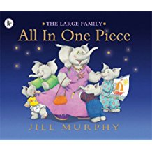 All in One Piece - Large Family - Cheap Toddler Books | Ireland