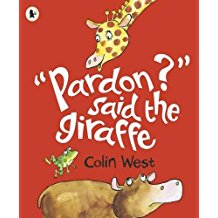Pardon? said the Giraffe -Buy Kids Books Online | Ireland