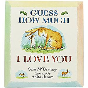 Guess How Much I Love You -Picture Story | Bags of Books | Ireland