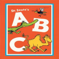 Dr. Seuss's ABC -Bargain Dr Seuss Books | Bags of Books | Ireland