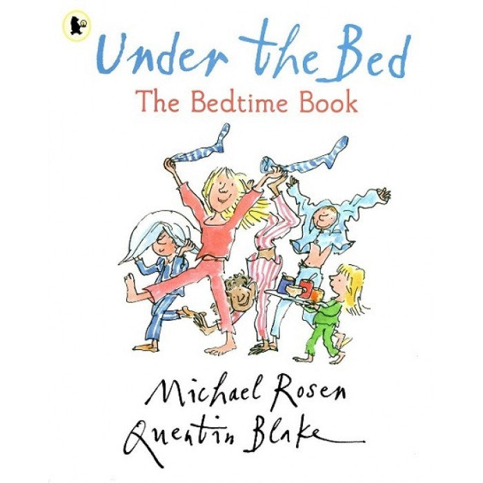 Under the Bed - The Bedtime Book