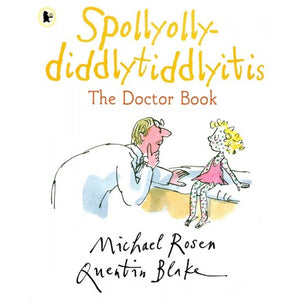 Spollyolly-diddlytiddlyitis - The Doctor Book