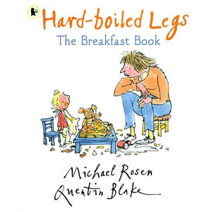 Hard-Boiled Legs - The Breakfast Book