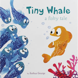 Tiny Whales - A Fishy Tale- Picture Flats | Bags of Books | Ireland