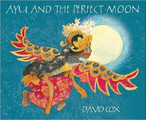 Ayu and the Perfect Moon -Picture Flats | Bags of Books | Ireland