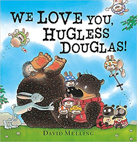 We Love You, Hugless Douglas -Picture Flats | Bags of Books | Ireland