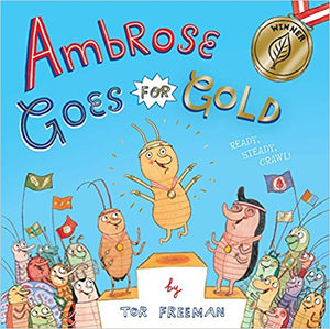 Ambrose Goes for Gold -Picture Story Books | Bags of Books | Ireland