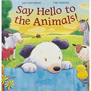 Say Hello to the Animals -Picture Flats | Bags of Books | Ireland
