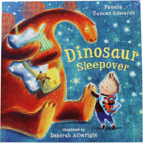 Dinosaur Sleepover -Picture Story Books | Bags of Books | Ireland