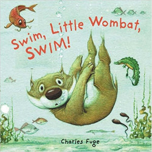 Swim, Little Wombat, Swim -Picture Flats | Bags of Books | Ireland