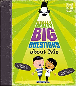 Really Really Big Questions About Me (Hardback)