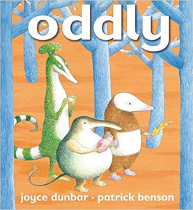 Oddly (Hardback) -Bargain Picture Story Book | Bags of Books | Ireland