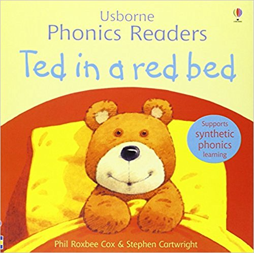 Ted in a Red Bed -Phonics Readers | Bags of Books | Ireland