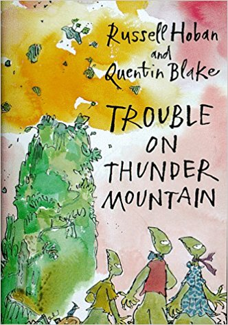 Trouble on Thunder Mountain- Quentin Blake | Bags of Books | Ireland