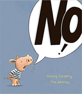 No! (Archie) -Bargain Picture Story Books | Bags of Books | Ireland