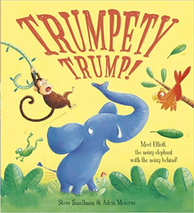 Trumpety Trump! -Bargain Picture Flats | Bags of Books | Ireland