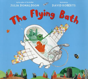 The Flying Bath -Bargain Picture Stories | Bags of Books | Ireland