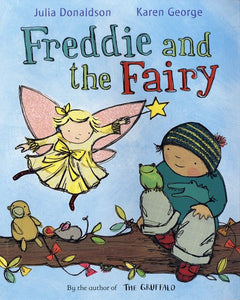 Freddie and the Fairy- Bargain Picture Story | Bags of Books | Ireland