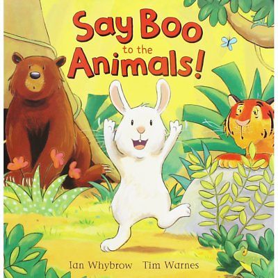 Say Boo to the Animals -Bargain Books | Bags of Books | Ireland