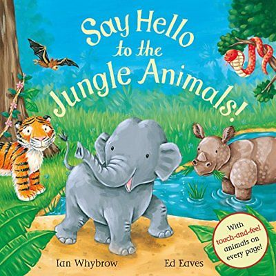 Say Hello to the Jungle Animals! - Bargains | Bags of Books | Ireland