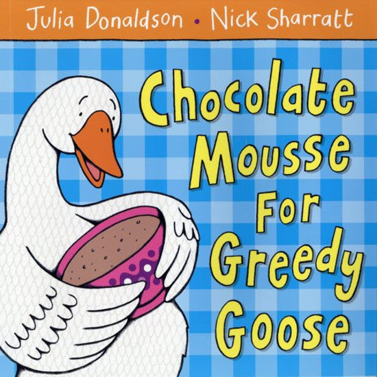 Chocolate Mousse for Greedy Goose | Bags of Books | Ireland