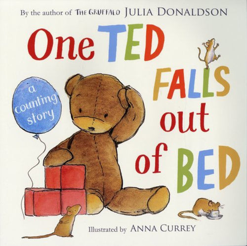 One Ted Falls out of Bed -Bargain Books | Bags of Books | Ireland