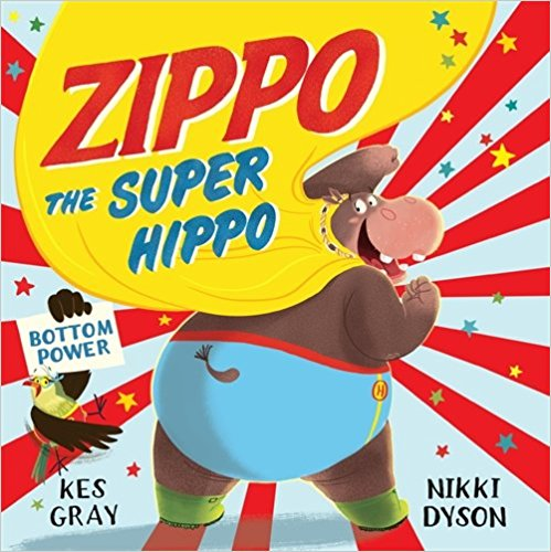 Zippo the Super Hippo -Picture Story | Bags of Books | Ireland